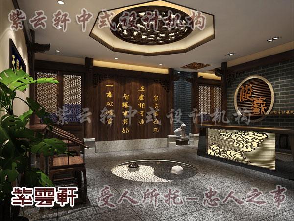 中式风格装修装扮家居生活古朴氛围