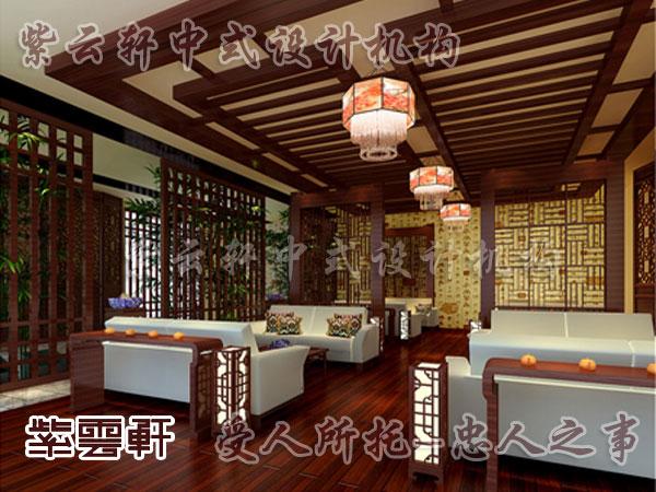 中式茶楼装修——感受大自然盎然的生趣