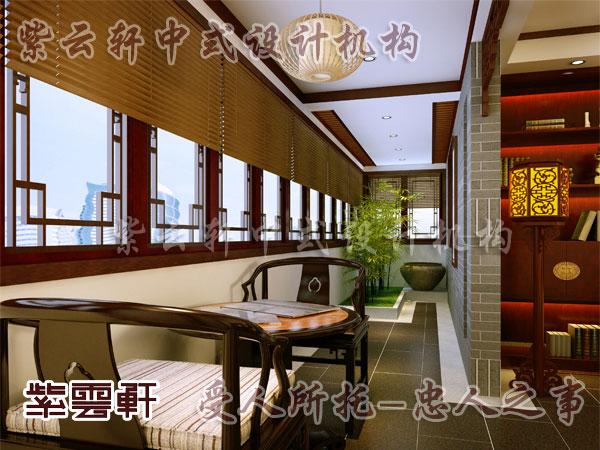 中式风格装修——传统风尚一点一滴的渗入心田