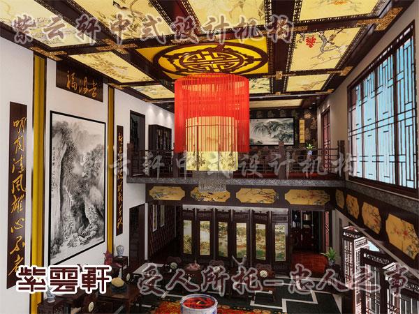 中式家装设计——灯具制造出家居完美景致