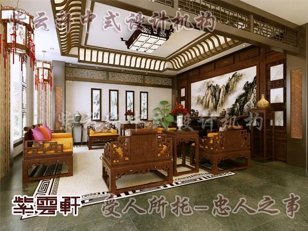 中式风格装修——拥有家居品味的独特风景