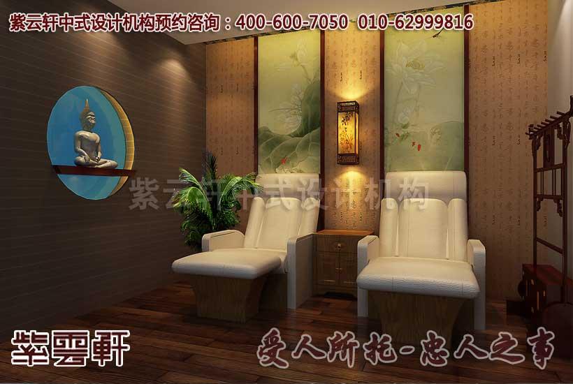 中式公装中医馆古典设计装修——用传承文明行养生之