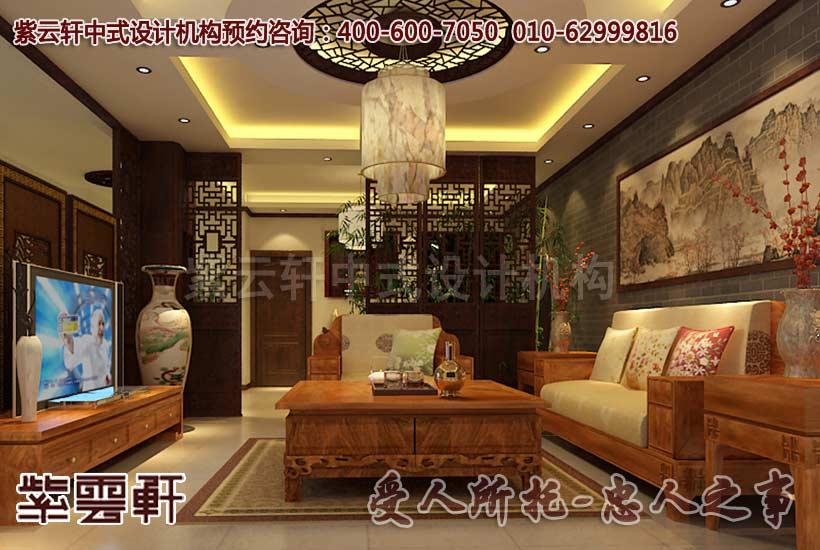 绍兴新中式风格别墅设计装修 时代背景下的传统风情