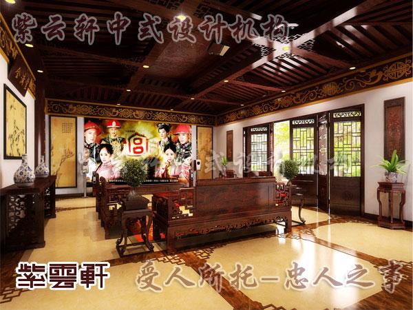 中式家装设计是对当代文化充分理解上的设计