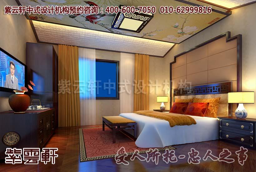 中式顶楼儿童卧室设计装修