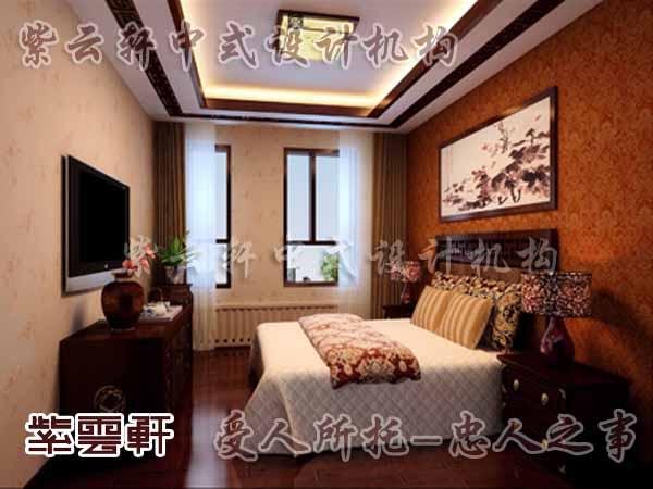 长方形大卧室隔断装修效果图