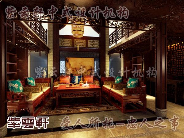 古典中式室内设计体验古今的交错感受传统美