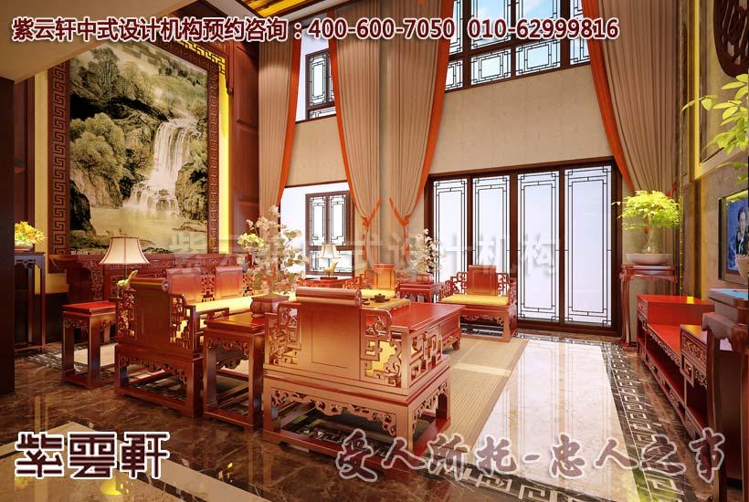 新房子怎样装修最豪华?现代中式新房豪华装修图片展示