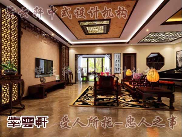中国明清传统中式风格图案