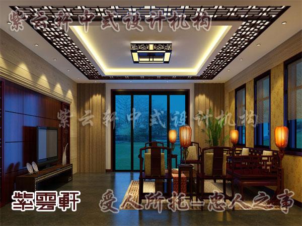 中式古典设计的发展条件是现代中式家具工业