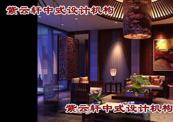 中式设计中涌入了许多收藏中式古典家具的人