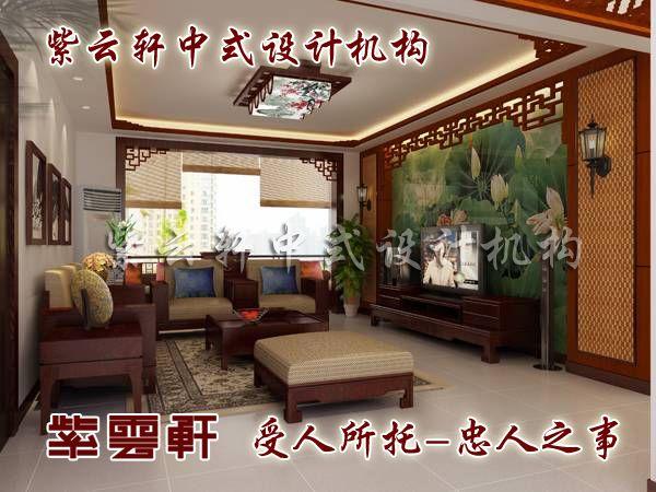 中式装修红木家具总要放到显眼位置防止日晒