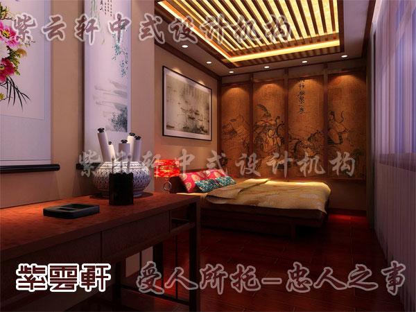 新中式风格设计对生活理解和现代的流程熟知