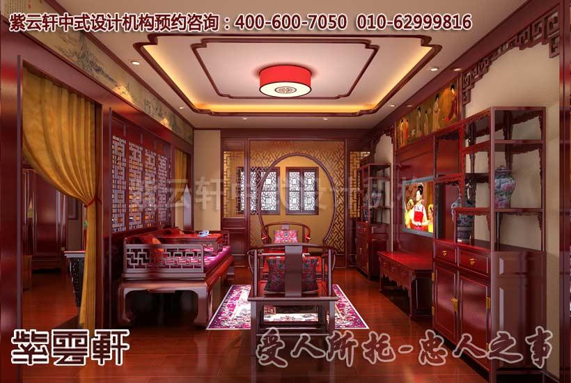 卧室古典中式风格装修