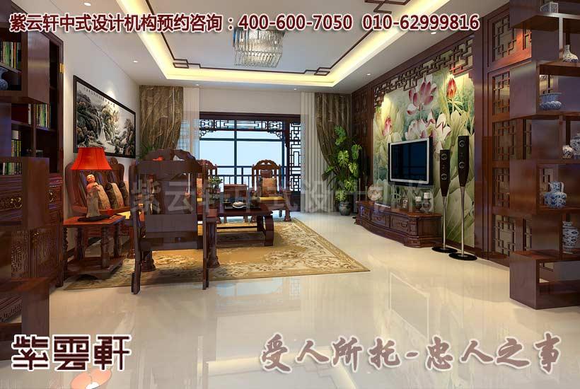 北京中式设计公司-请欣赏精彩的别墅装修图片大全