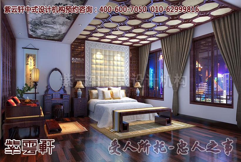 中式风情牵引古典色彩融入居家生活