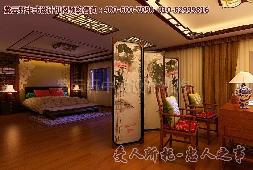 """中式居家常见""""影壁墙""""与""""屏风""""的风水知识"""