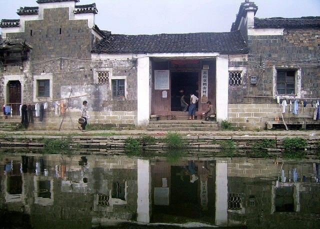 古典遺址建筑