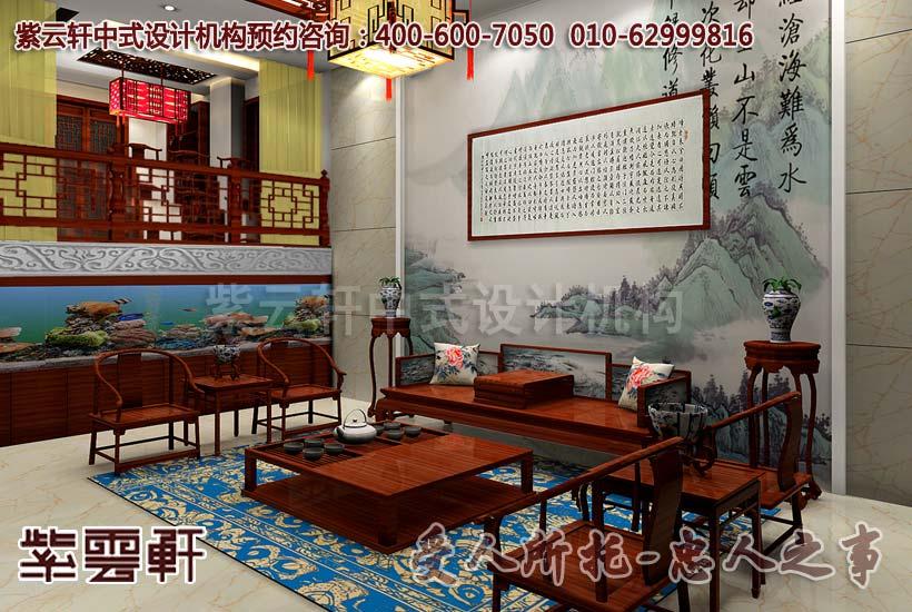 新中式风格设计说明-体现中式文化的传承与底蕴