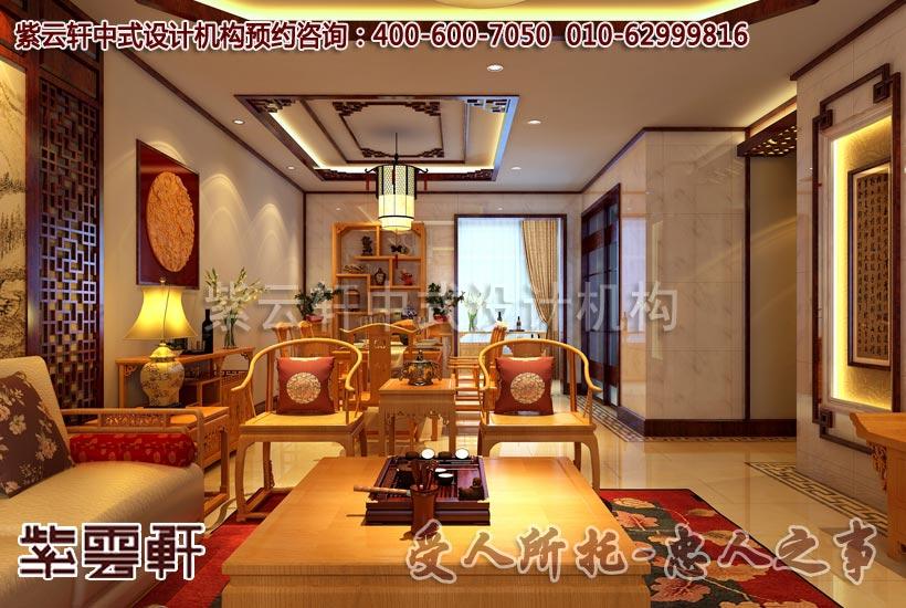 现代中式装修风格家居 明代家具结构装饰特色
