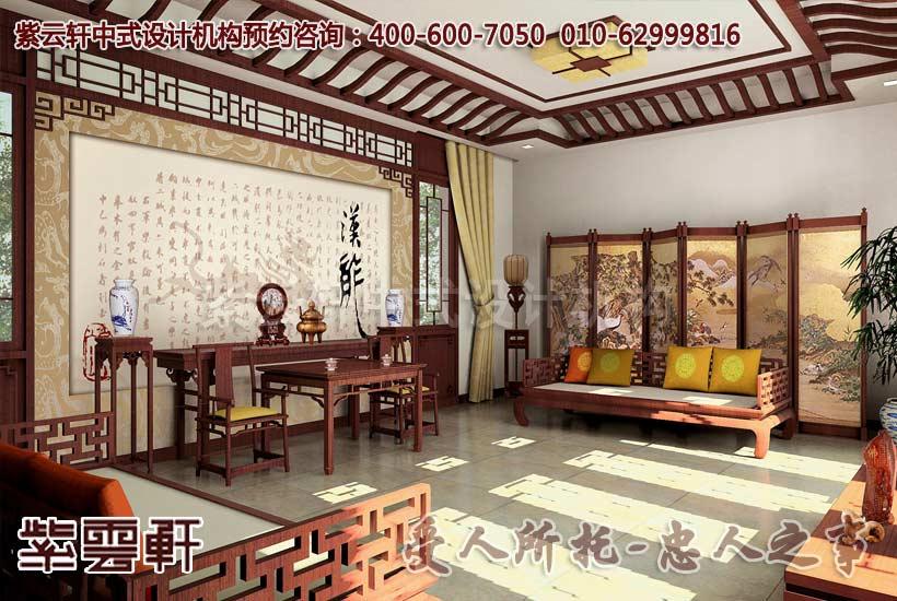 别墅中式家装家居配饰之中式吊灯的保养知识