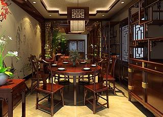 古典中式风格荆州黄女士平层案例—演绎穿越长河的古韵