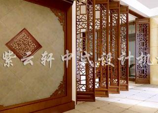 江南别墅古典中式风格装修-典雅宁静的皈依港湾