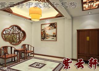 古典简约中式设计-江南印象风格李宅中式古典风格案例