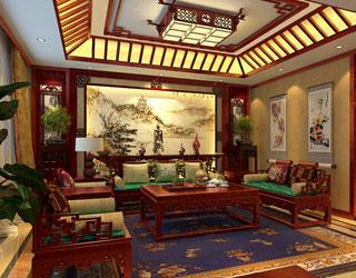 别墅简约中式设计 苏州古朴风情