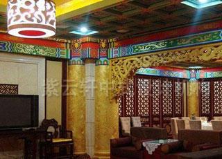 豪宅风格酒店装修的出色设计呈现_某酒店豪宅风格装修设计