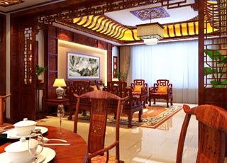 哈尔滨复式精品住宅古典风格设计--彰显典雅气质