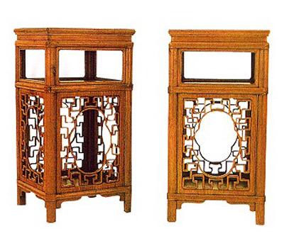 盘点中式装修中红木家具典型雕刻图案的寓意