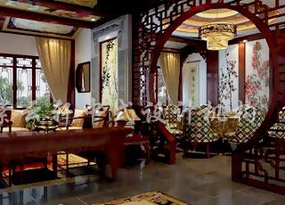 中式古典文化会馆——在宫殿之中追寻传统文化的余音