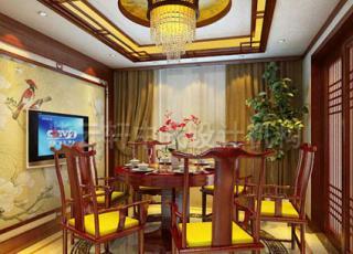 塑造温暖宜居住宅中式设计装修的典范