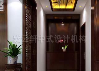 简约古典平层设计装修 魅力中式家装