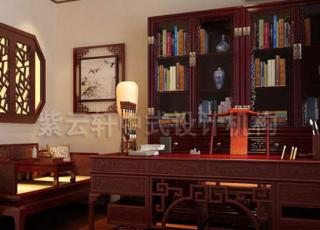 中式平层住宅设计—在平静的生活中追求人生的淡然