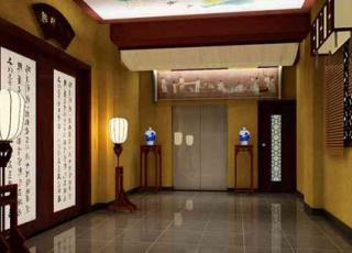 酒店中式装修设计-一场酣畅淋漓的中式盛宴