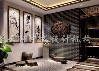 中式古典别墅精美设计率领中华传统民俗风尚