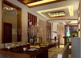 中式装修再现传统文化的神韵—简约中式风格别墅案例