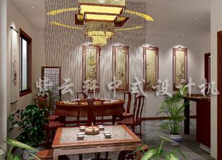 中式风格国人性格的真实写照—古典平层设计