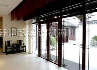 别墅中式装修设计之汕头匠心独具的新中式