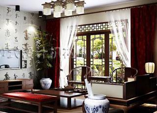 古典中式装修设计-苏州案例融于自然的传统与文化