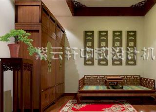 古典中式装修设计-昆山刘女士装修案例