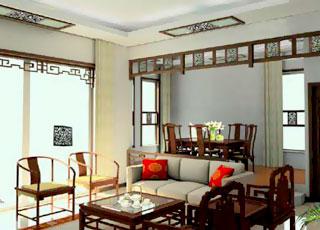 新中式设计典范-新新家园别墅案例