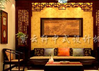 紫云轩古典风别墅之:古典与现代文明相互碰撞闪耀的火花