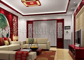 古典简约中式装修风格设计-生活中彰显文化底蕴