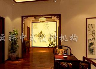 古色古香古韵味—潍坊古典中式别墅装修