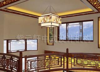 中式风格家装是心灵的寄所—日照现代中式复式