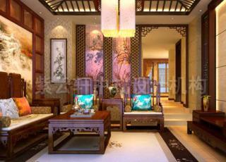 古典中式别墅案例—居住理念向本土的回归