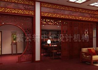 现代中式风格将传统文化注入新气息—中式别墅装修